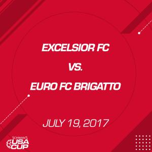 Girls U19 Silver: Excelsior FC V. Euro FC Brigatto | Movies and Videos | Sports