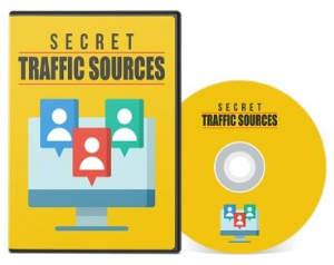 secret traffic sources - video training 2017