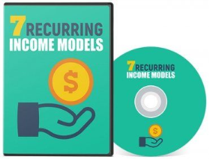 7 Recurring Income Models | Movies and Videos | Training
