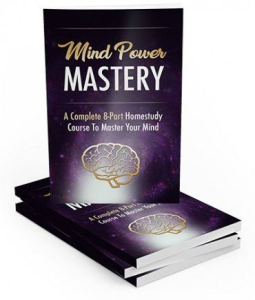 mind power mastery ebooks 2017