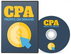 CPA Profits On Demand (Videos) | Movies and Videos | Training