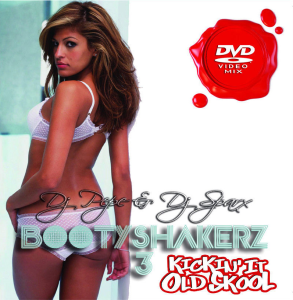 bootyshakerz volume 3 - audio mix