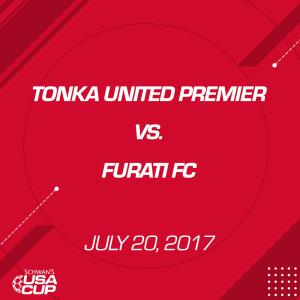 Boys U16 Gold: Tonka United Premier V. Furati FC | Movies and Videos | Sports