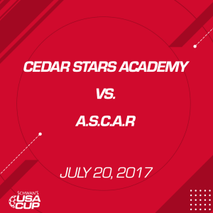 Boys U17 Gold: Cedar Stars Academy V. A.S.C.A.R | Movies and Videos | Sports