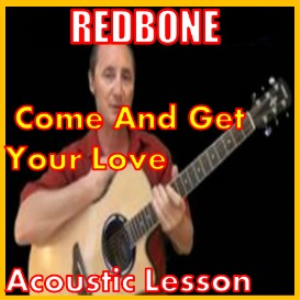 Learn to play Come And Get Your Love by Redbone | Movies and Videos | Educational