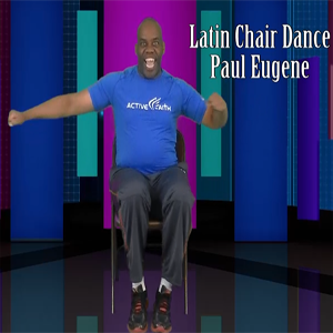 Latin Chair Dance | Movies and Videos | Fitness