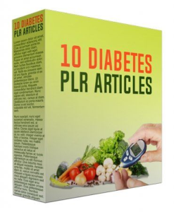 10 diabetes plr articles march 2017