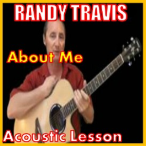 learn to play above all by randy travis