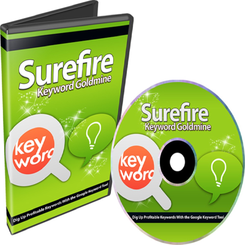 First Additional product image for - Surefire Keyword Goldmine