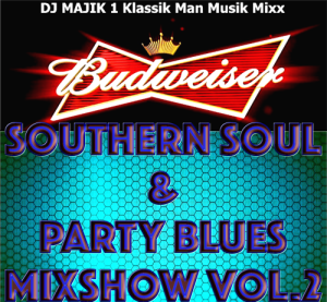 dj majik 1 - mississippi live expos - uptempo zydeco - party blues & southern soul anthem hits vol.2  2017