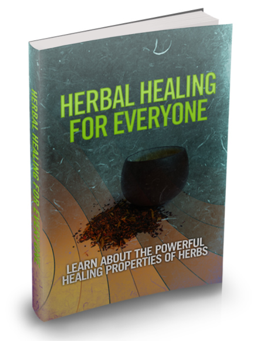 First Additional product image for - Herbal Healing for Everyone The Powerful Healing Properties Of Herbs