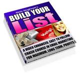 Build your list | eBooks | Business and Money
