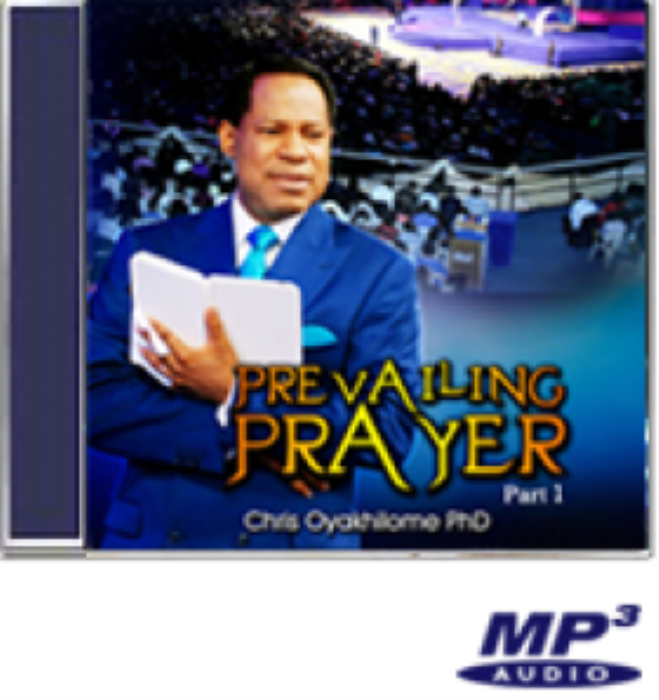 Second Additional product image for - Prevailing Prayer 1 by Pastor Chris Oyakhilome