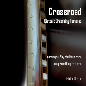 Crossroad Diatonic Breathing Patterns, Learning the Harmonica using Breathing Patterns, 2017 | eBooks | Music