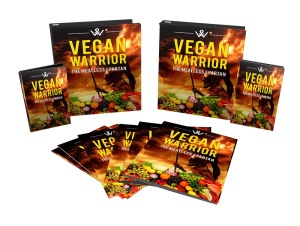 [MRR] Vegan Warrior ebook | eBooks | Food and Cooking