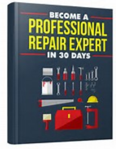 how to become a proffessional repair expert in 30 days