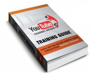 youtube channel income ebooks