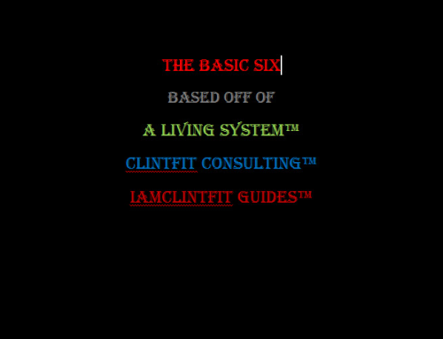 First Additional product image for - The Basic Six - IamClintFit Guide