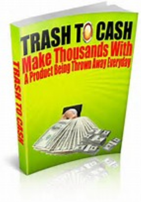 First Additional product image for - Trash To Cash