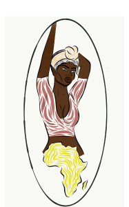 African woman | Photos and Images | Digital Art