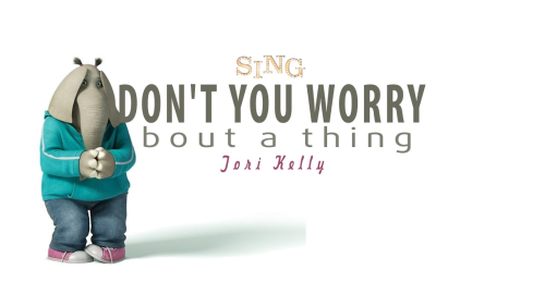 """First Additional product image for - Don't You Worry 'Bout A Thing (Stevie Wonder) inspired by Tori Kelly from """"Sing"""" custom arranged for full 5445 big band, vocal solo and back vocals."""