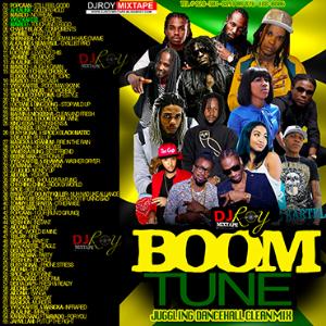 dj roy boom tune dancehall clean mix
