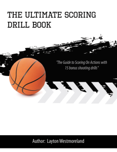 The Ultimate Scoring Drill Book | eBooks | Sports