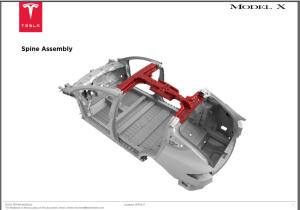 Tesla Model X Body Repair Procedures | eBooks | Technical