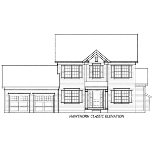Hawthorn Classic - Garage Left | Documents and Forms | Building and Construction