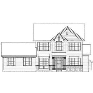 Hawthorn Manor - Garage Left | Documents and Forms | Building and Construction