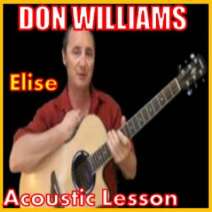 Learn to play Elise by Don Williams | Movies and Videos | Educational