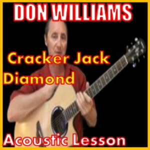 Learn to play Cracker Jack Diamond by Don Williams | Movies and Videos | Educational