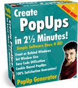 Instant Pop-Ups Creation | Software | Design