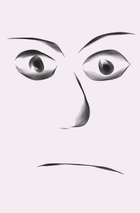 Funny face sketch | Photos and Images | Digital Art