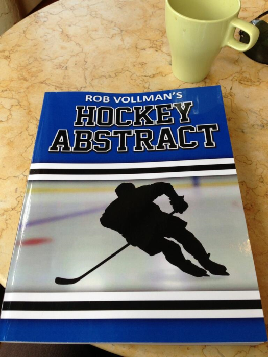 First Additional product image for - The Ultimate Rob Vollman Hockey Abstract Package