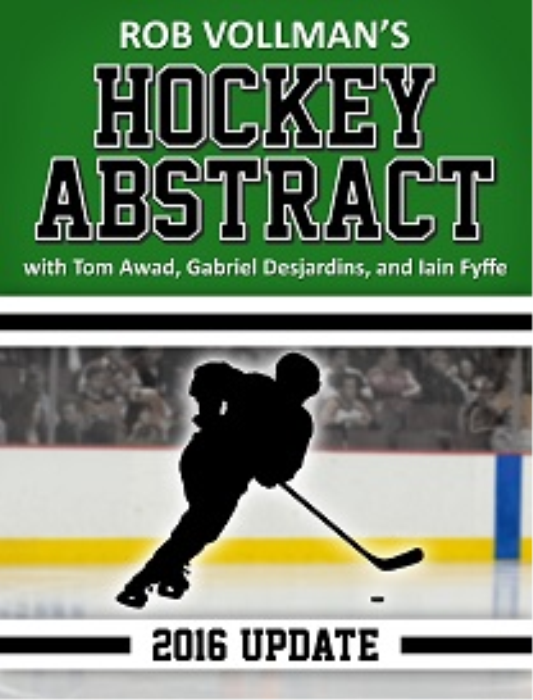Third Additional product image for - The Ultimate Rob Vollman Hockey Abstract Package