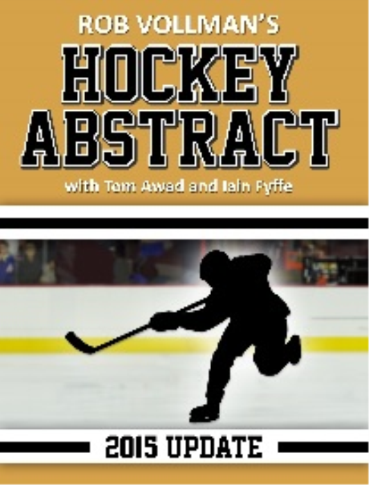 Fourth Additional product image for - The Ultimate Rob Vollman Hockey Abstract Package