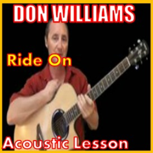 Learn to play Ride On by Don Williams | Movies and Videos | Educational