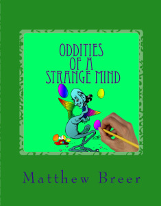 oddities of a strange mind coloring book