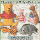 Winnie the Pooh & Friends e-Pattern PDF | Crafting | Sewing | Other