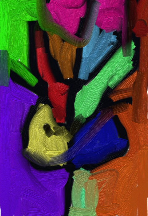Second Additional product image for - Abstract pntuy