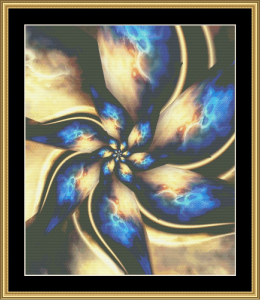 Fractal Unlimited Ii - 15 | Crafting | Cross-Stitch | Other