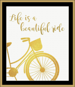 life is beautiful..