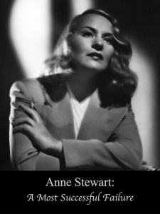 anne stewart: a most successful failure