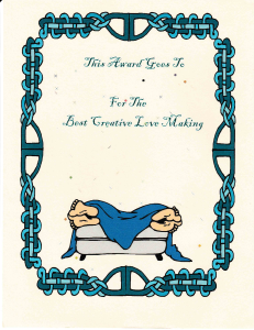 best creative love making