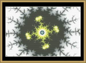 Fabulous Fractal Collection 304 | Crafting | Cross-Stitch | Other