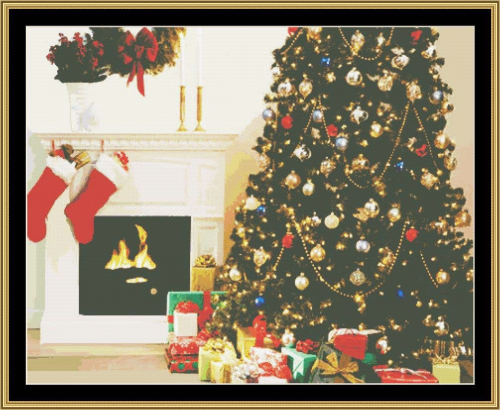 First Additional product image for - Christmas Morning