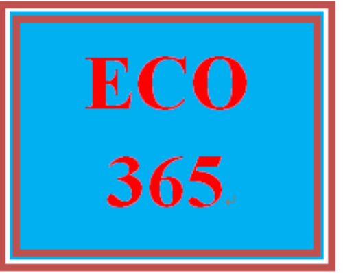 First Additional product image for - ECO 365 All Participations