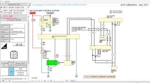 Nissan Armada Y62 2018 Service manual Wiring Diagrams   eBooks   Technical