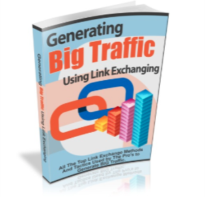 Generate big traffic | eBooks | Business and Money